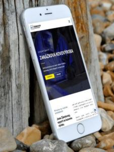 webové stránky pro malé firmy