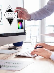 weby pro malé firmy - branding a grafika