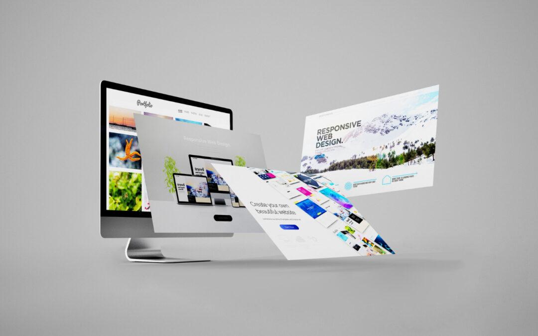 Výroba webových stránek: 5 kroků ke skvělému výsledku